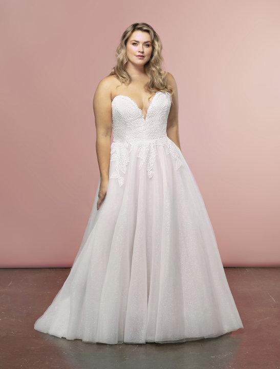 Blush by Hayley Paige Style 12011S Wynn Bridal Gown