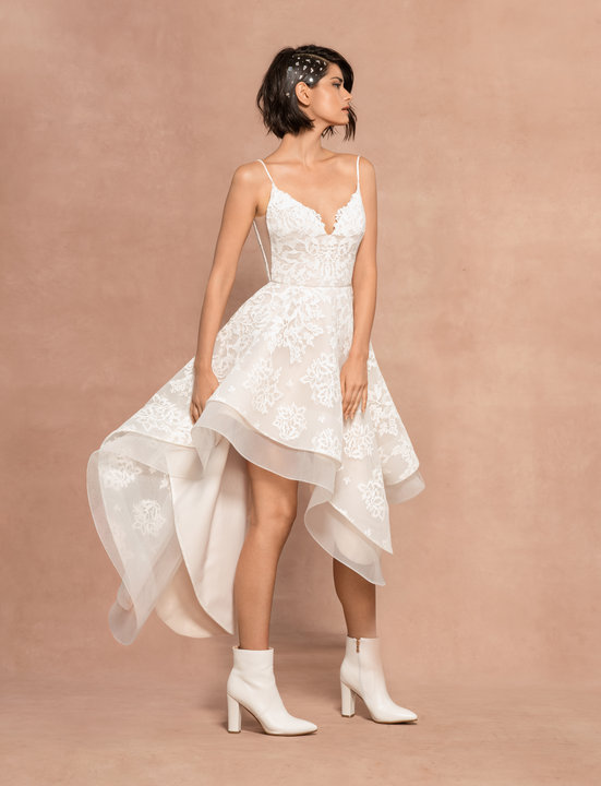Blush by Hayley Paige Style 12012 Dixie Bridal Gown