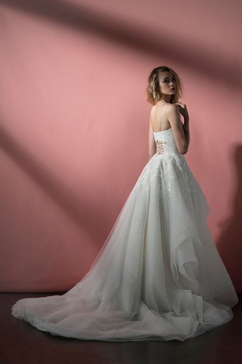 Blush by Hayley Paige Style 12100 Scout Bridal Gown