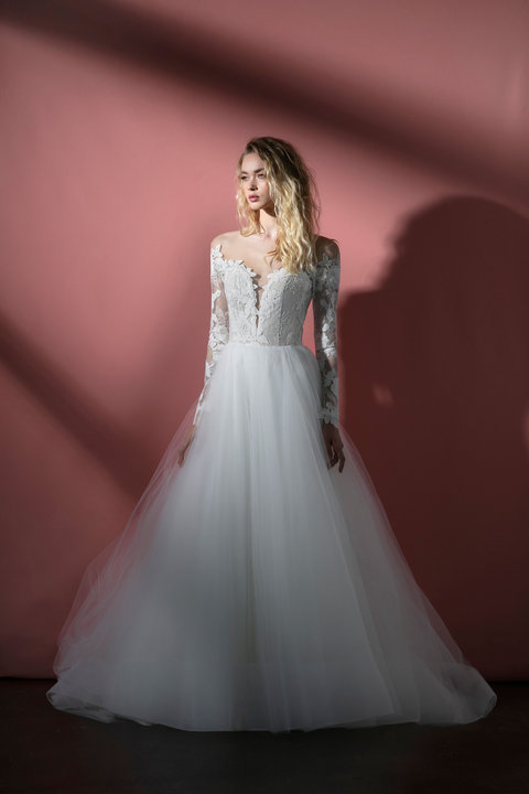 Blush by Hayley Paige Style 12103 Seven Bridal Gown
