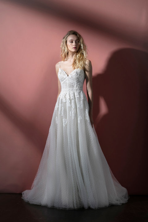 Blush by Hayley Paige Style 12104 Lennie Bridal Gown