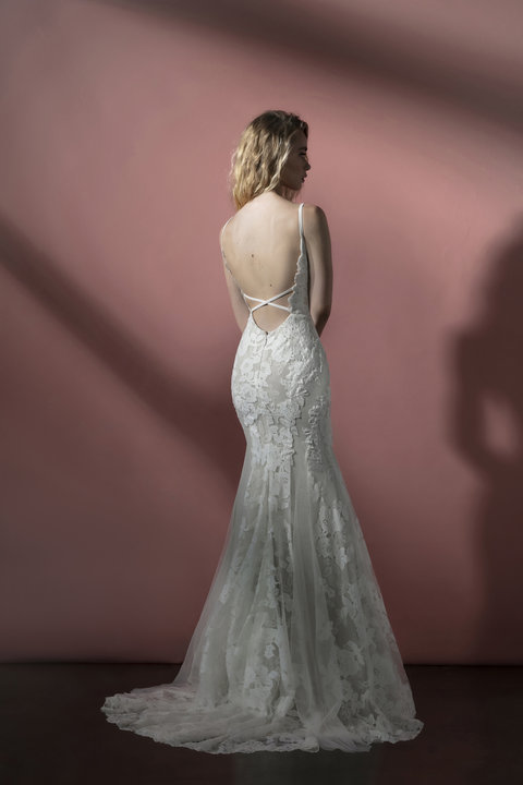 Blush by Hayley Paige Style 12108 Dove Bridal Gown