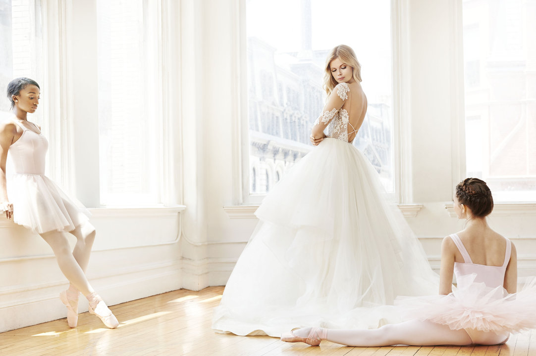 Blush by Hayley Paige Style 1652 Pippa Bridal Gown