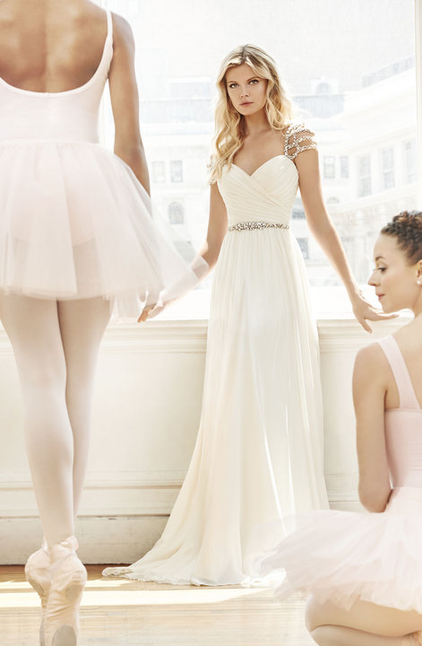 Blush by Hayley Paige Style 1656 Anouk Bridal Gown