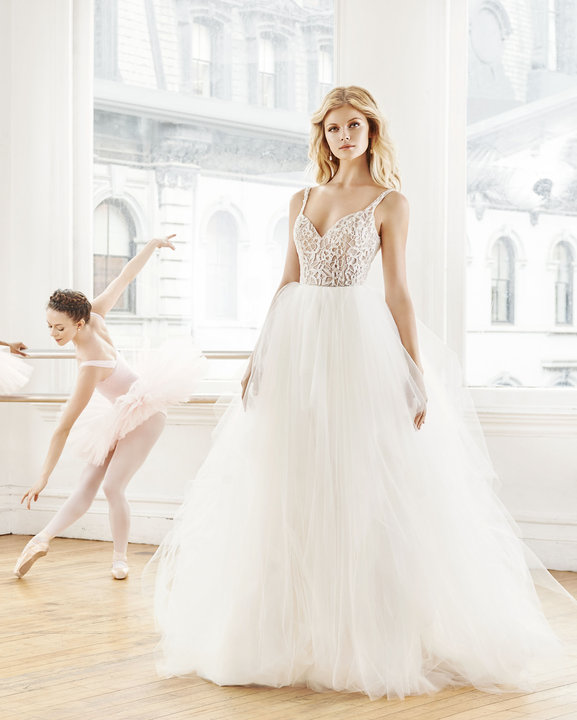 Blush by Hayley Paige Style 1657 Scout Bridal Gown