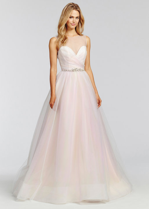 Blush by Hayley Paige Style 1659 Harmony Bridal Gown