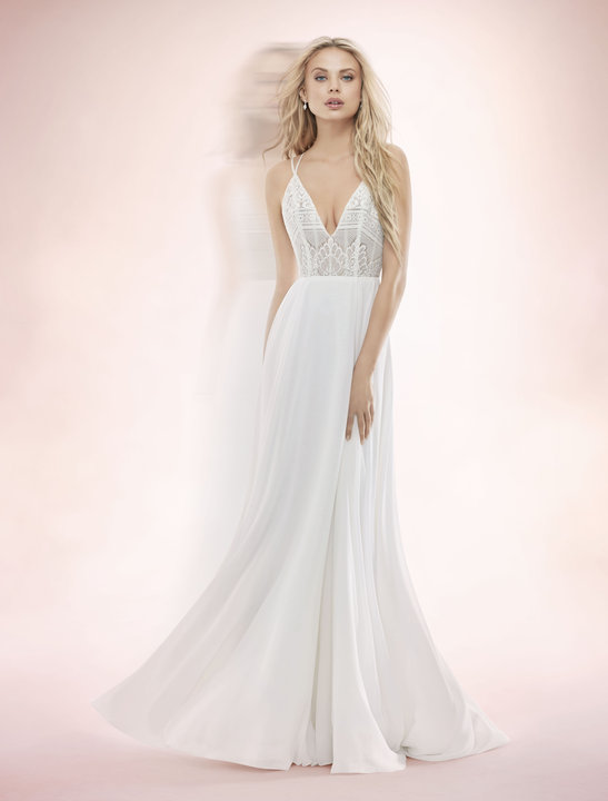 Blush by Hayley Paige tyle 1707 Bunny Bridal Gown