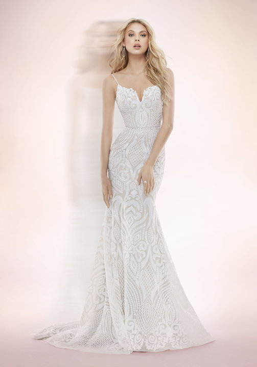 Blush by Hayley Paige Style 1710 West Bridal Gown