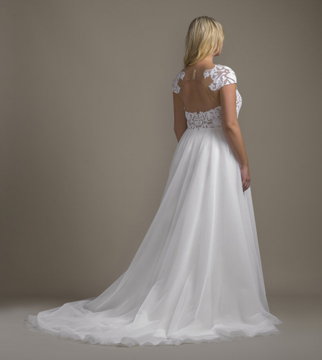 Blush by Hayley Paige Style 1753 Dakota Bridal Gown