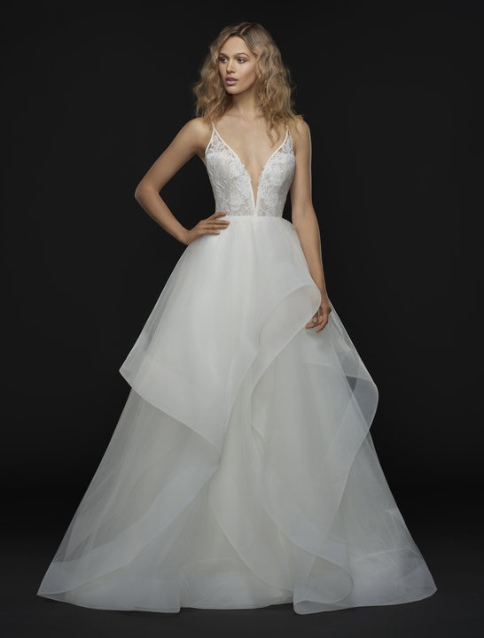Blush by Hayley Paige Style 1754 Rory Bridal Gown