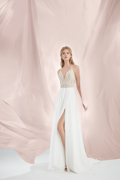 Blush by Hayley Paige Style 1756 Daria Bridal Gown