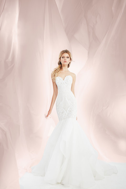 Blush by Hayley Paige Style 1757 Reece Bridal Gown