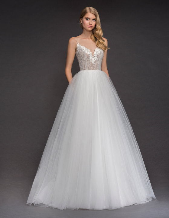 Blush by Hayley Paige Style 1818 Brier Bridal Gown
