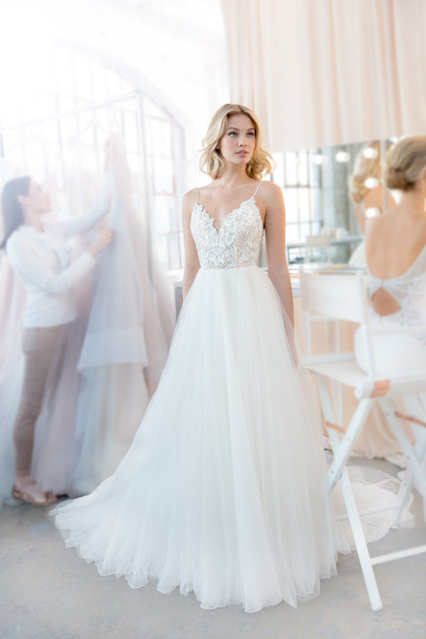Blush by Hayley Paige Style 1820 Kai Bridal Gown