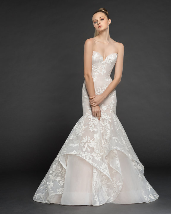 Blush by Hayley Paige Style 1854 Adair Bridal Gown