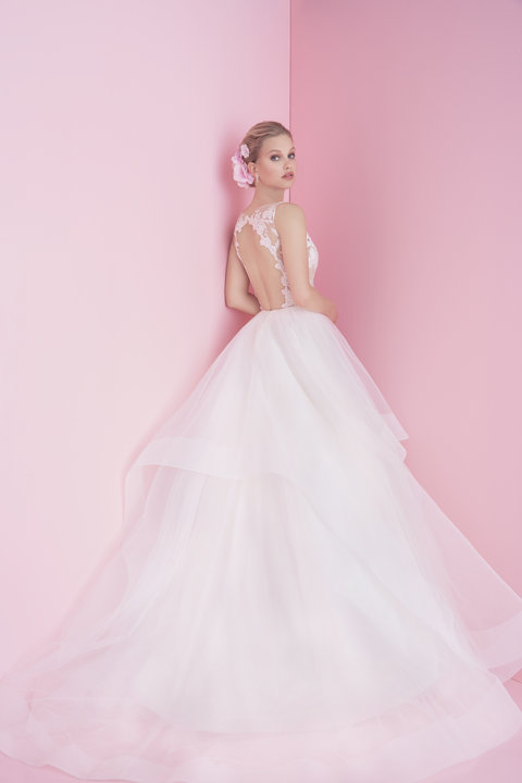 Blush by Hayley Paige Style 1855 Iris Bridal Gown