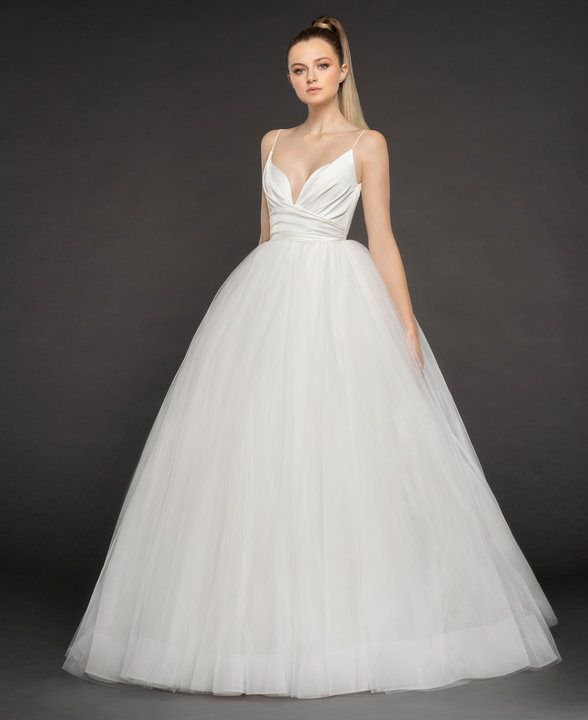 Blush by Hayley Paige Style 1856 Olympia Bridal Gown