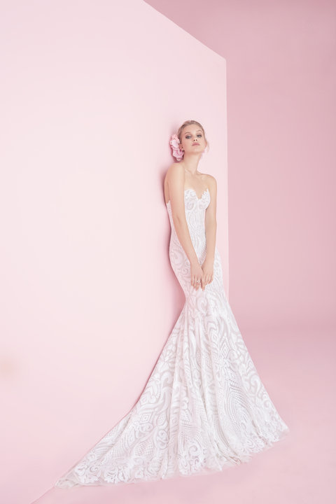 Blush by Hayley Paige Style 1858 Safyr Bridal Gown