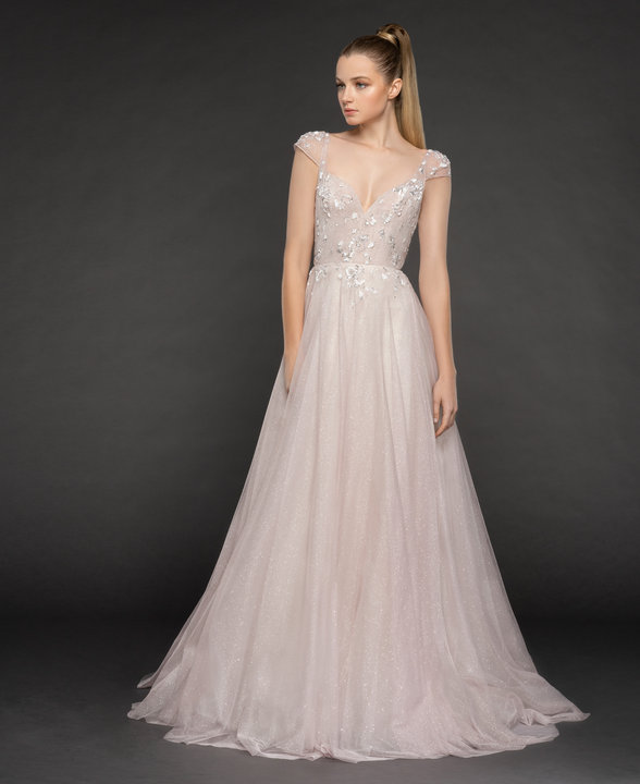 Blush by Hayley Paige Style 1861 Amour Bridal Gown