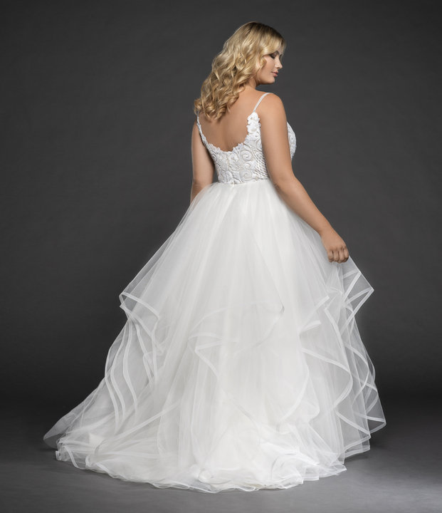 Blush by Hayley Paige Style 1870 Pepper Bridal Gown