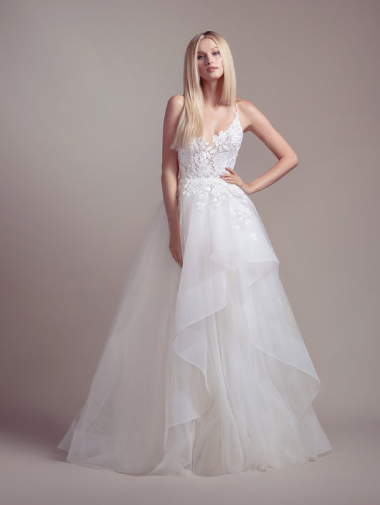 Blush by Hayley Paige Style 1900 Clover Bridal Gown