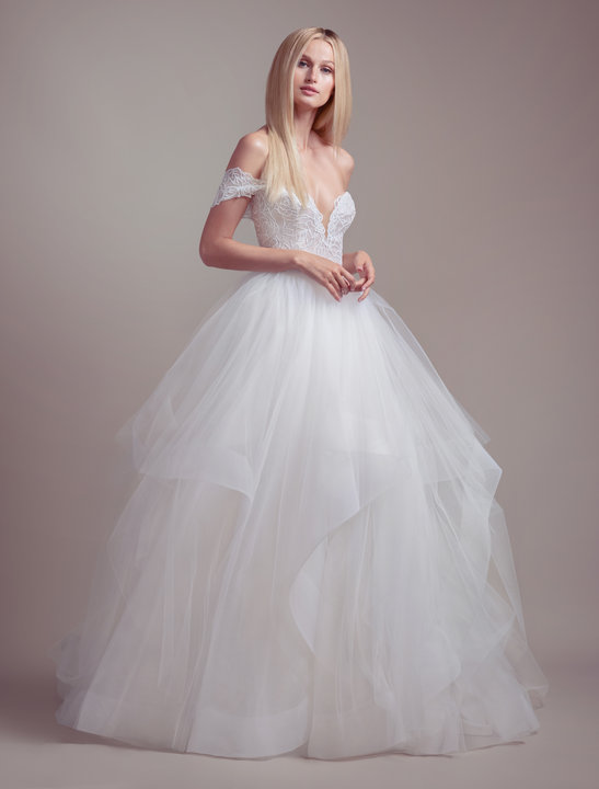 Blush by Hayley Paige Style 1909 Charm Bridal Gown