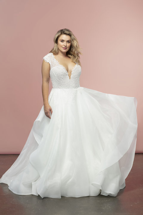 Blush by Hayley Paige Style 1950S Willow Bridal Gown