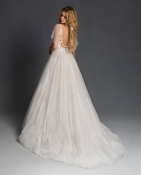 Blush by Hayley Paige Style 1952 Nikki Bridal Gown