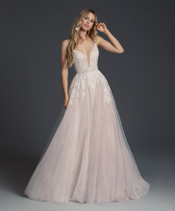 Blush by Hayley Paige Style 1957 Fiona Bridal Gown