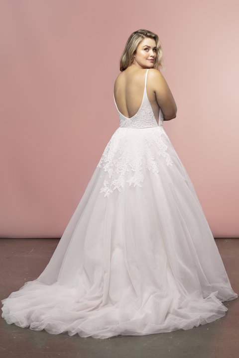 Blush by Hayley Paige Style 1957S Fiona Bridal Gown