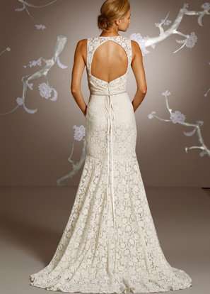 Style 1104  Back View