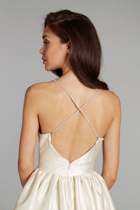 Style 1255 Maple Alternate Back View