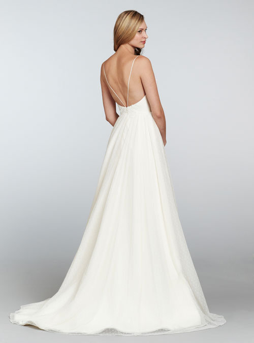 Style 1304 Dahlia Back View