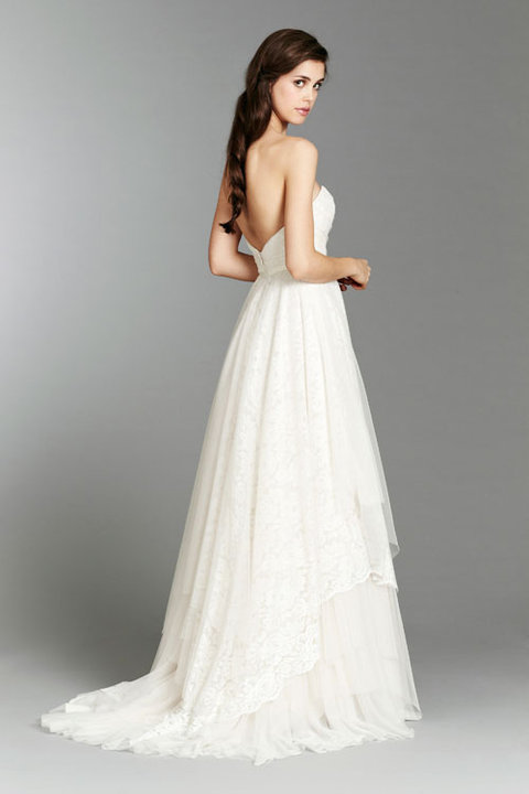 Style 1350 Willow Back View