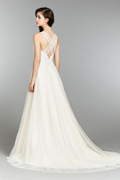 Style 1352 Adair Back View