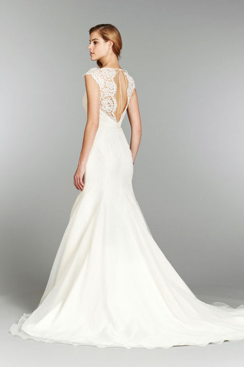 Style 1357 May Back View