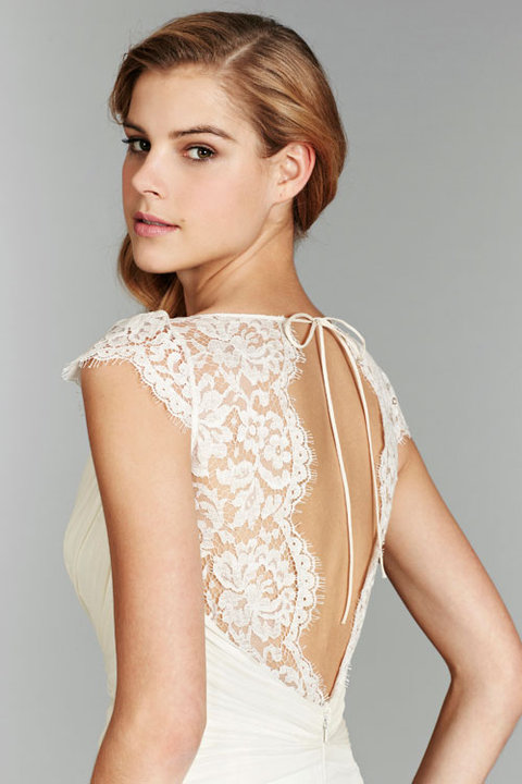 Style 1357 May Close Up Back View