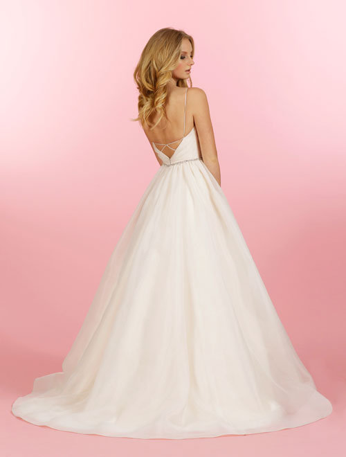 Style 1453 Opal Back View