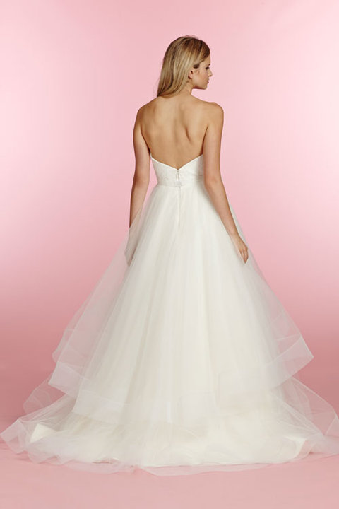Style 1504 Maisie Back View