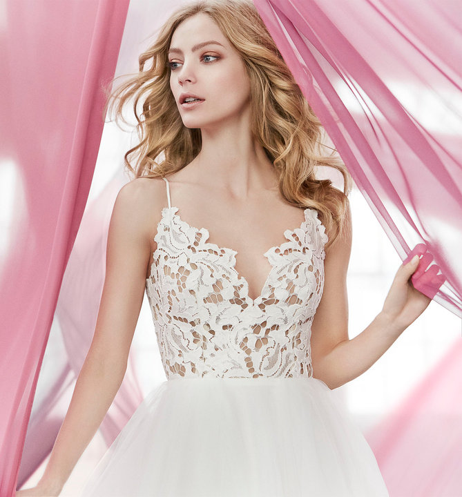 Blush by Hayley Paige Style 1600 Halo Bridal Gown