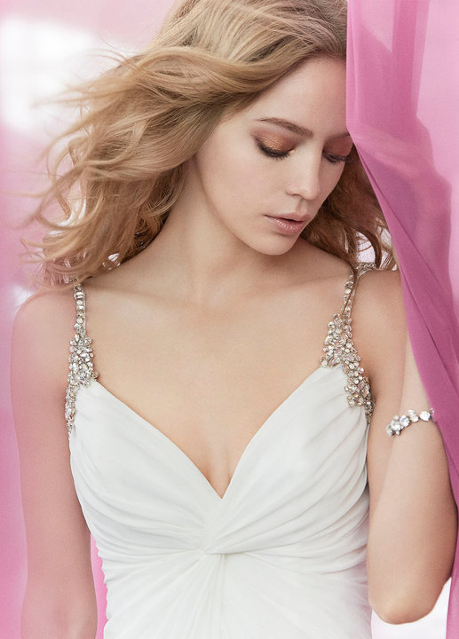 Blush by Hayley Paige Style 1601 Moonie Bridal Gown