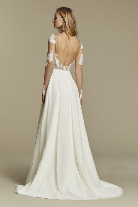Blush by Hayley Paige Style 1604 Ginger Bridal Gown