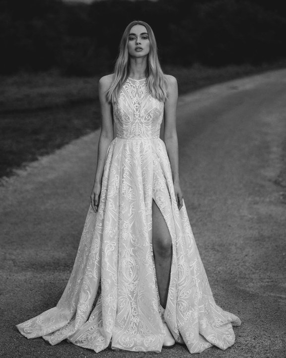 Hayley Paige Style 62000 Suki Bridal Gown