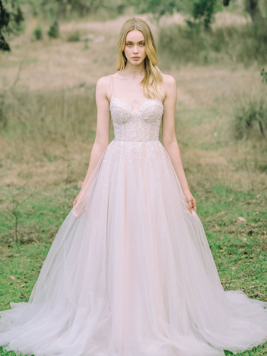 Hayley Paige Style 62001 Starlie Bridal Gown