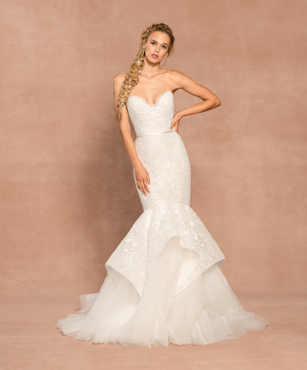 Hayley Paige Style 62004 Nelson Bridal Gown