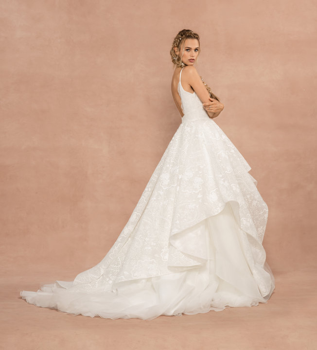 Hayley Paige Style 62008 Dolly Bridal Gown