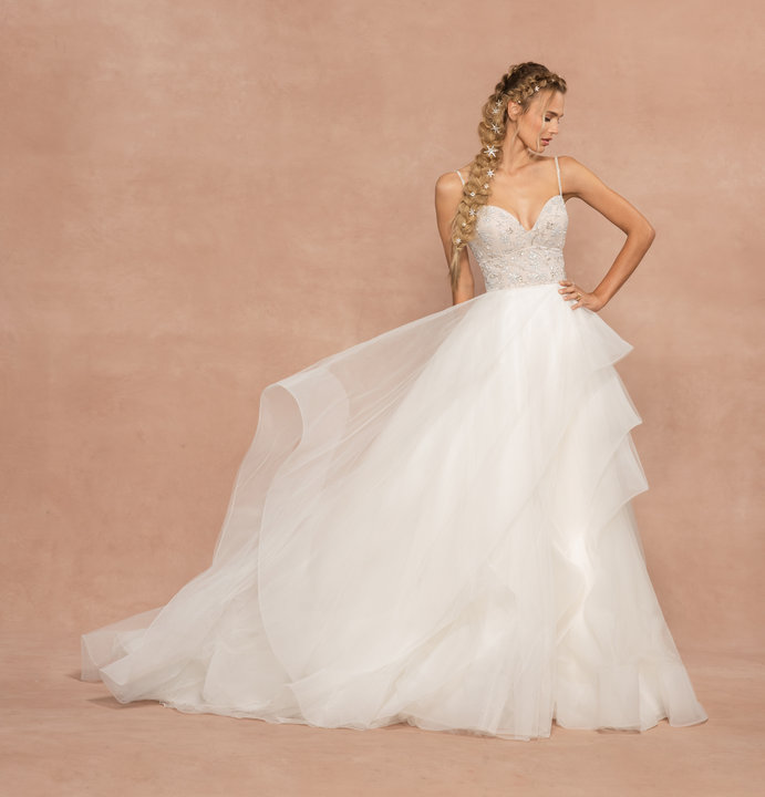 Hayley Paige Style 62010 Joan Bridal Gown