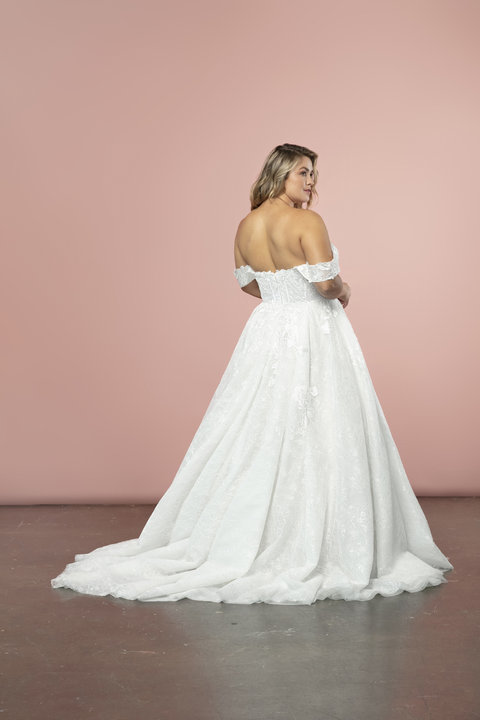 Hayley Paige Style 62100S Monet Bridal Gown