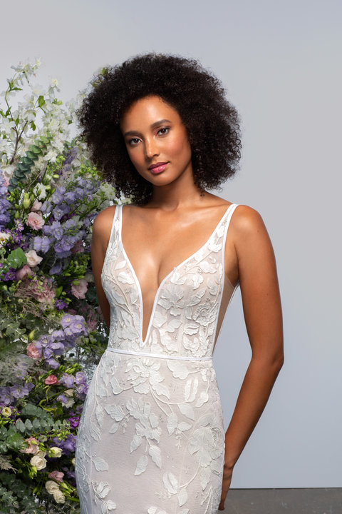 Hayley Paige Style 62101 Rhodes Bridal Gown