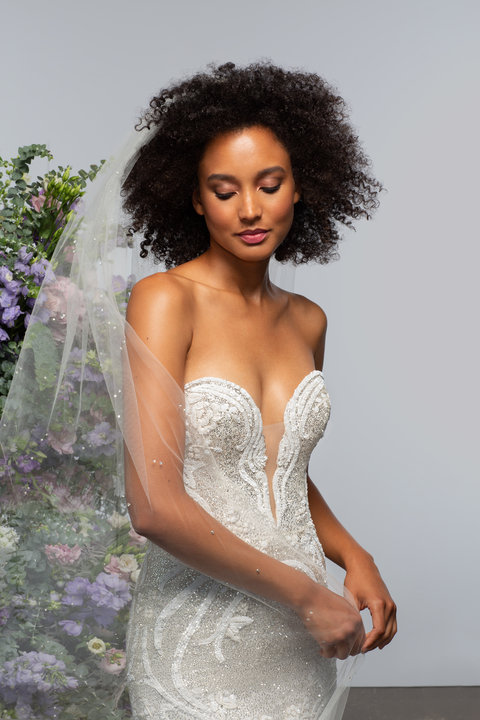 Hayley Paige Style 62103 Frankie Bridal Gown